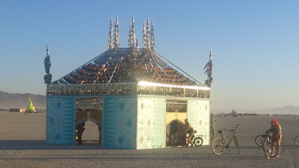 Fantastic art at Burning Man 2019