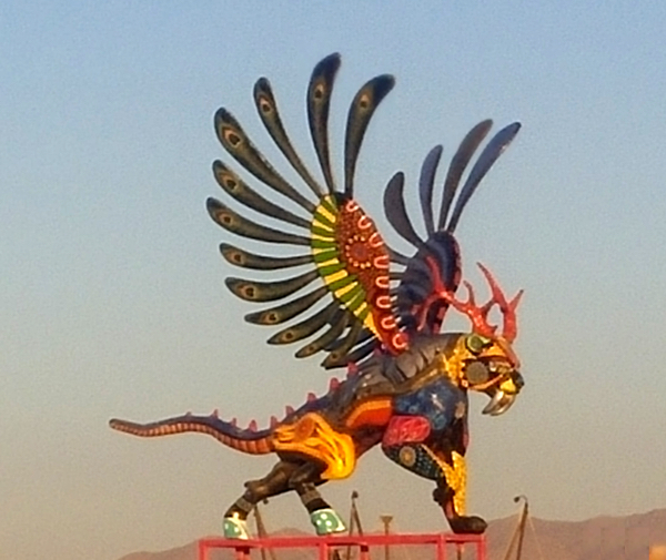 Transmutation, Burning Man 2019