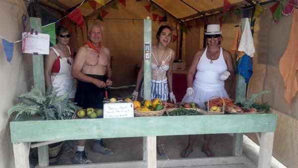 Black Rock City Farmers Market