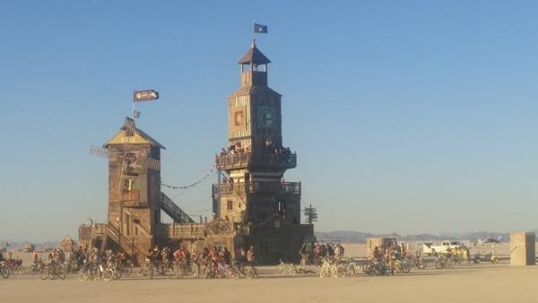 The Follies at Burning Man 2019.