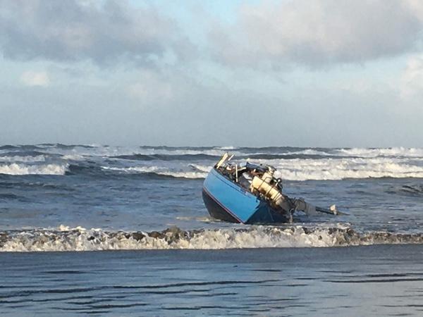 Shipwreck at Surfside